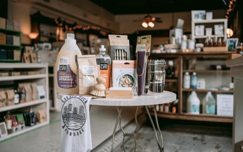 Eco Goods in Little Rock Arkansa